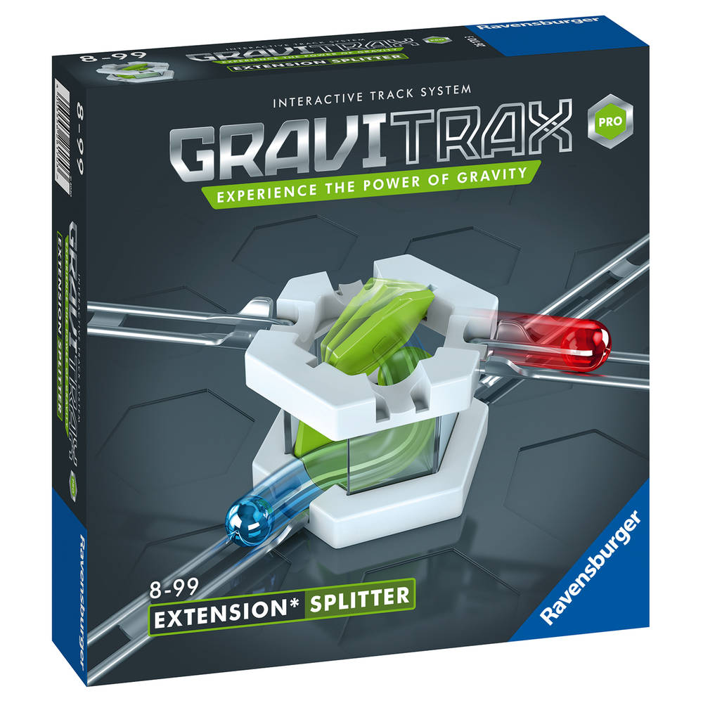 GraviTrax Vertical uitbreidingsset splitter