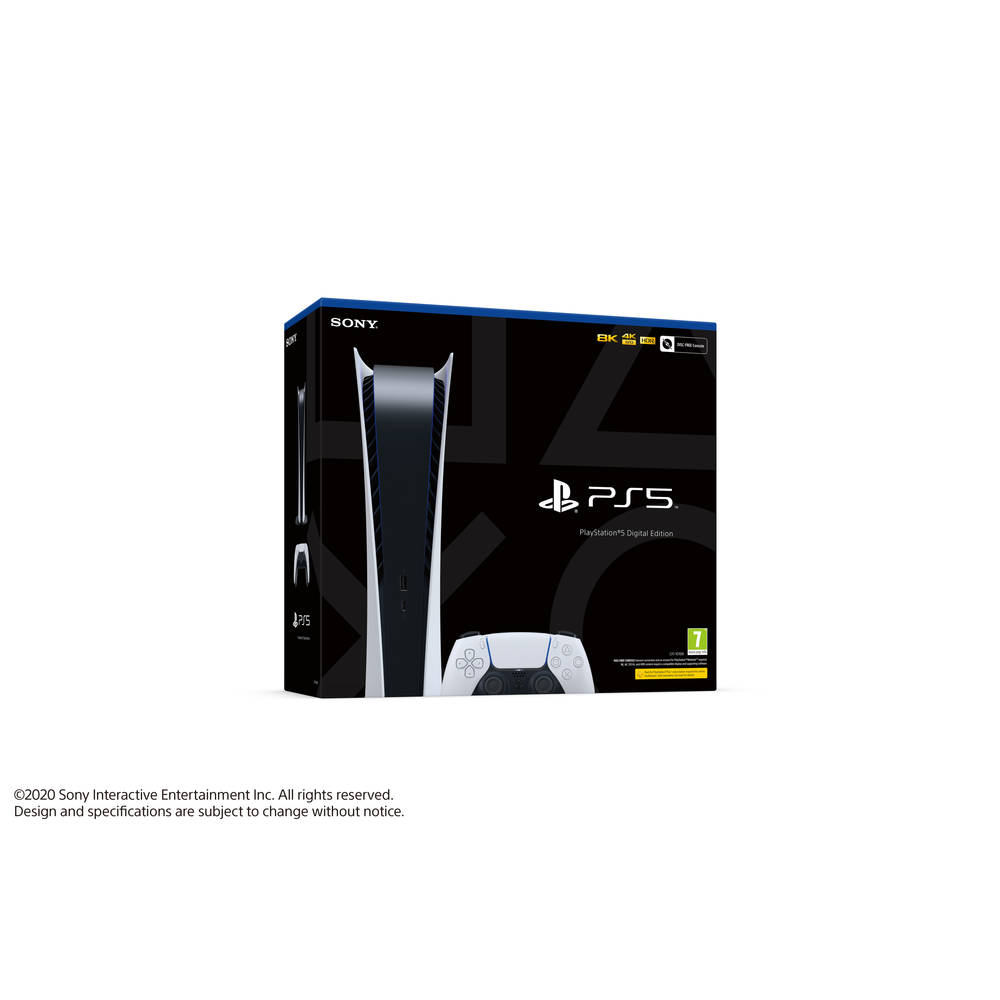PS5 Digital Edition