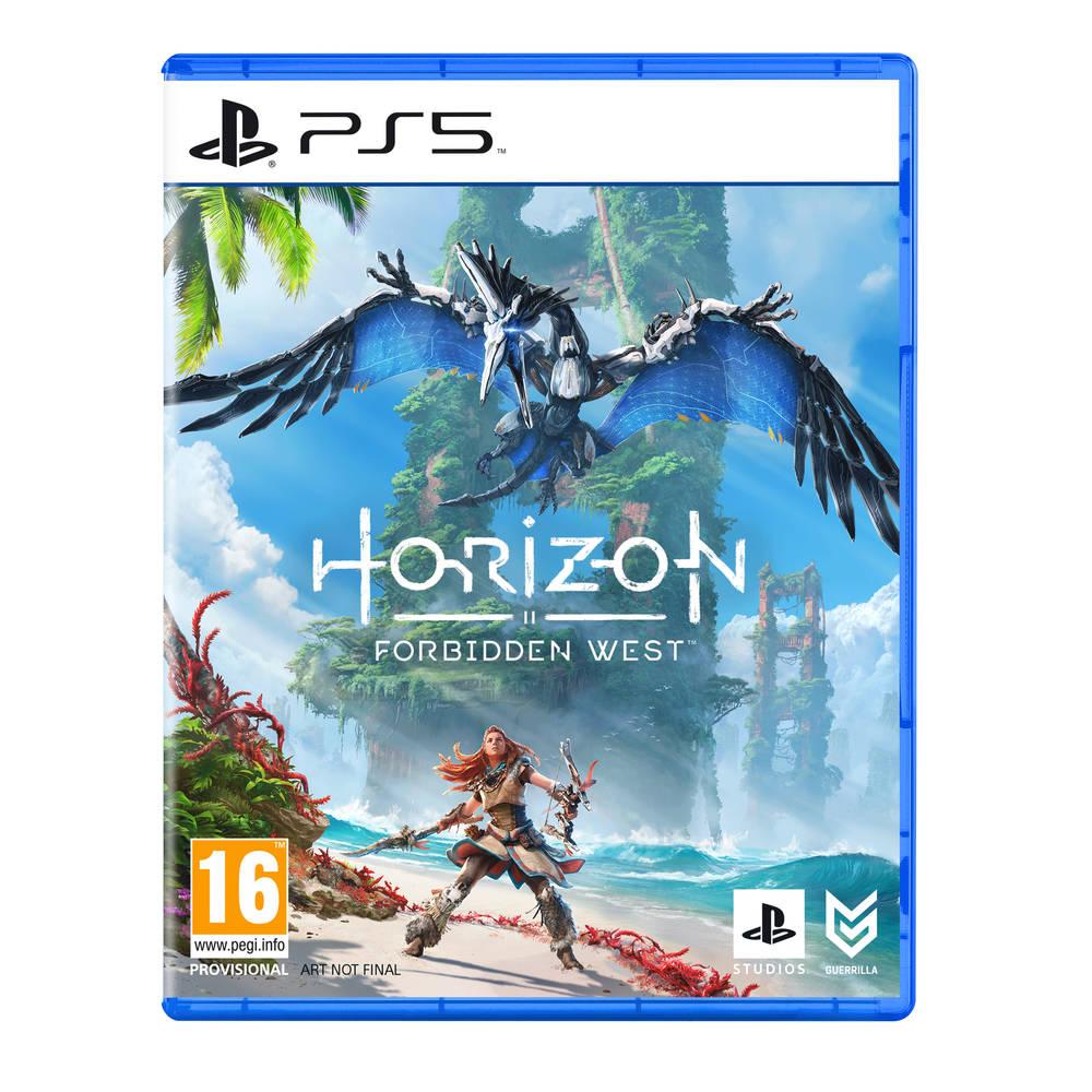 PS5 Horizon II: Forbidden West