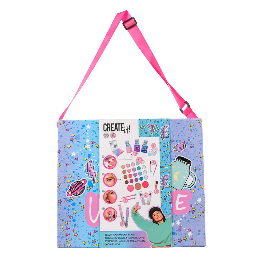Create It! make-up beautycase