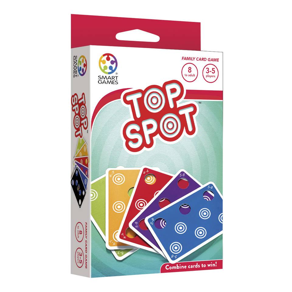 SmartGames Top Spot kaartspel