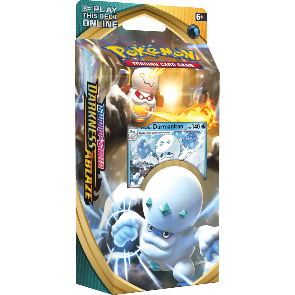 Pokémon TCG Sword & Shield Darmanitian themadeck