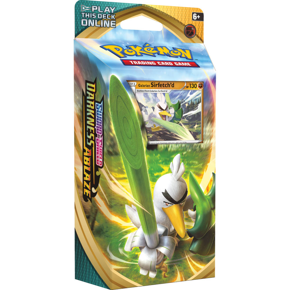 Pokémon TCG Sword & Shield Sirfetch'd themadeck