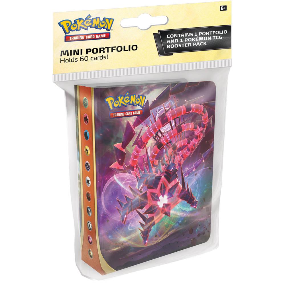Pokémon TCG Sword & Shield Darkness Ablaze verzamelmap