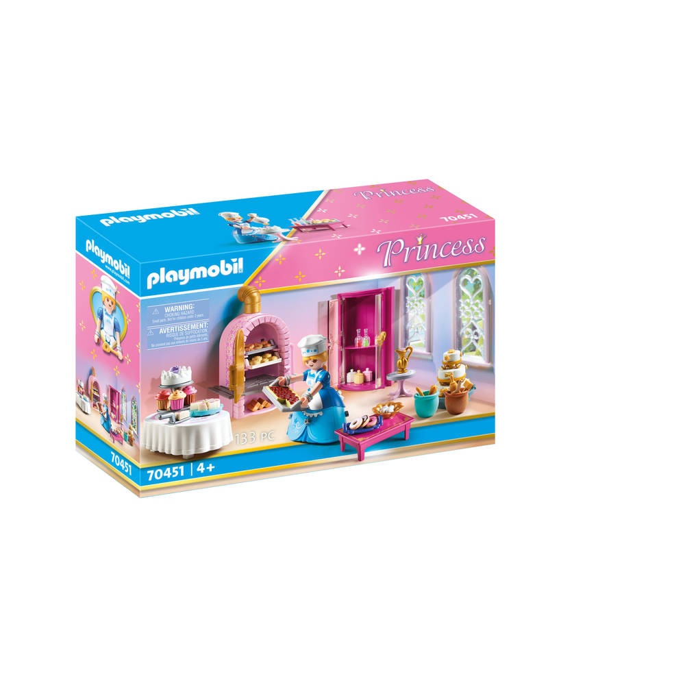 PLAYMOBIL Princess kasteelbakkerij 70451