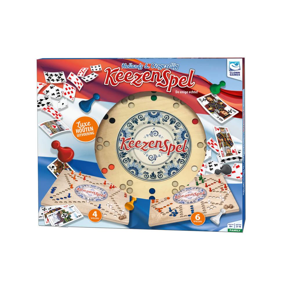 Clown Games Keezen bordspel XL
