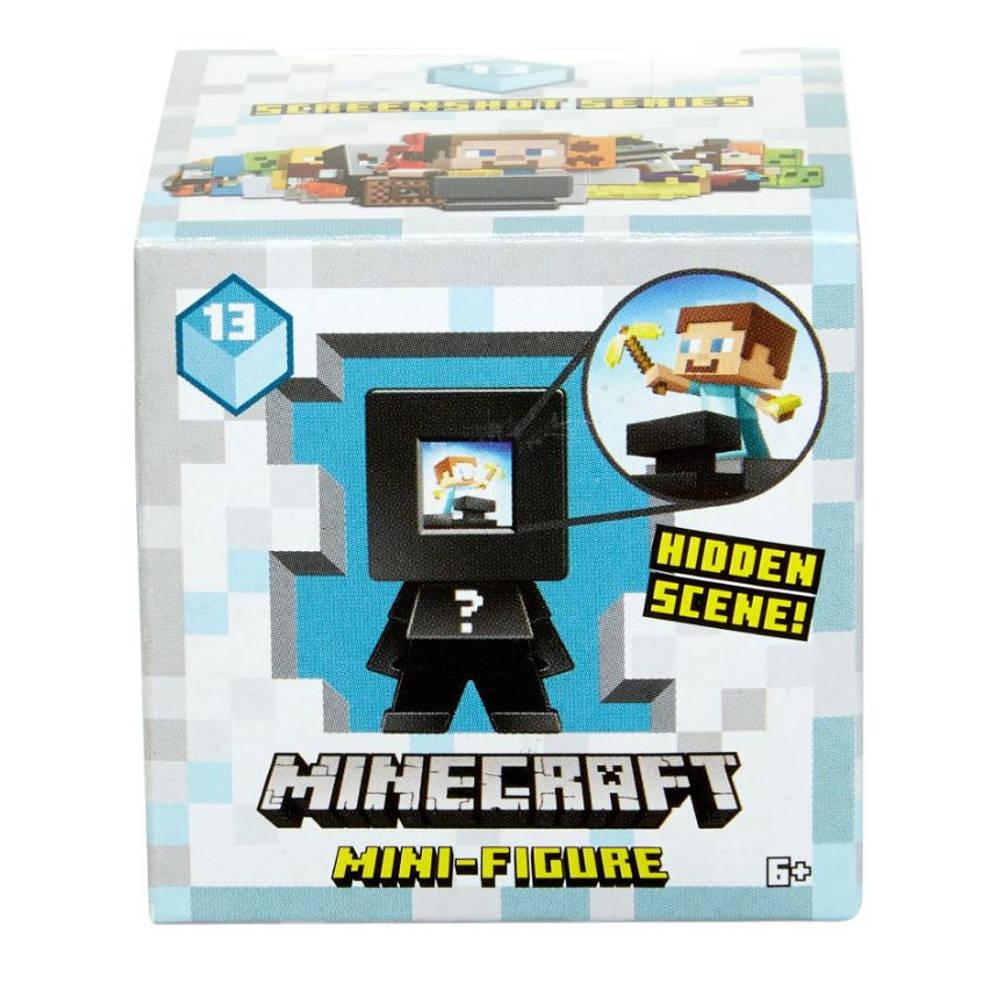 Minecraft minifiguur