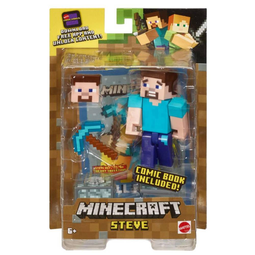 Minecraft Comic Maker figuur - 8 cm