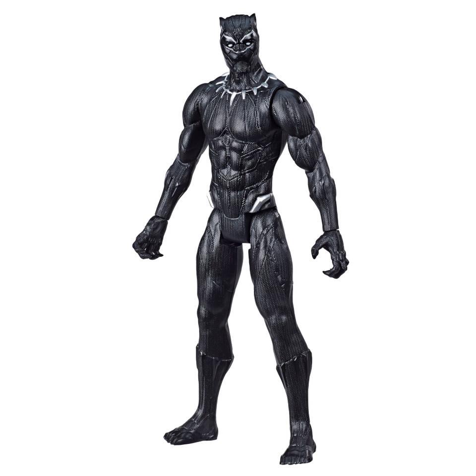 Marvel Avengers Titan Heroes figuur Black Panther - 30 cm