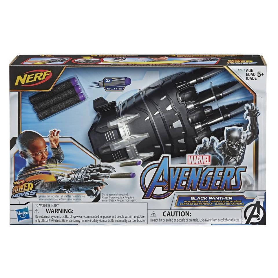 NERF Power Moves Marvel Avengers Black Panther