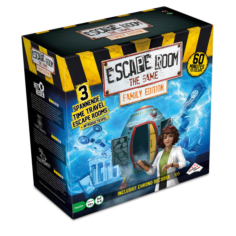 Escape Room: The Game familie editie