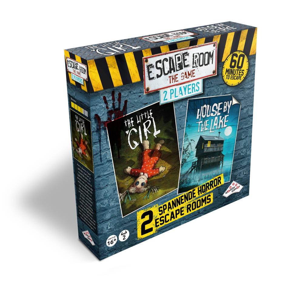 Escape Room: The Game uitbreidingsset Horror