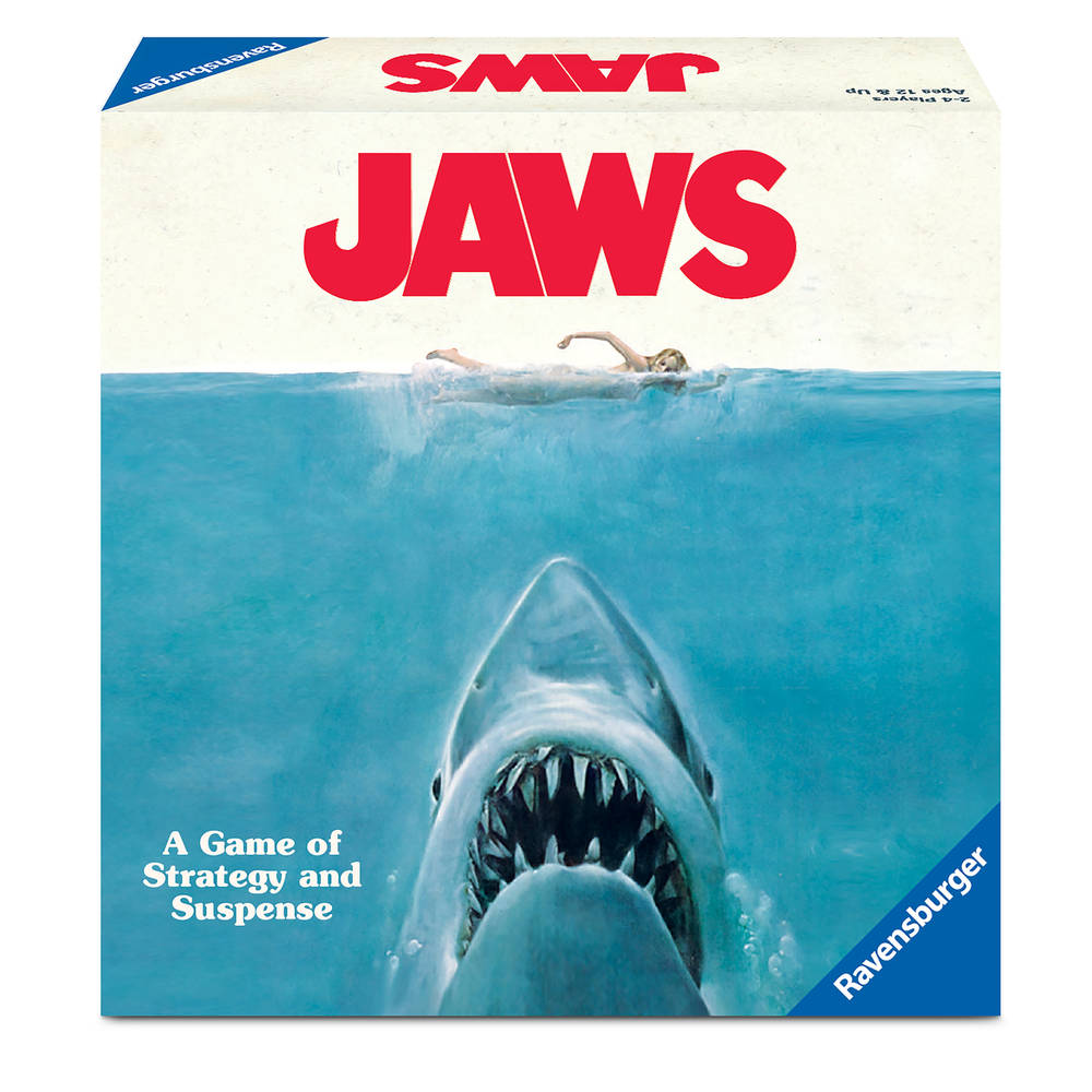 Ravensburger Jaws bordspel