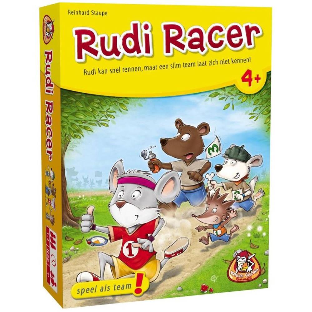 Rudi Racer Gele Reeks