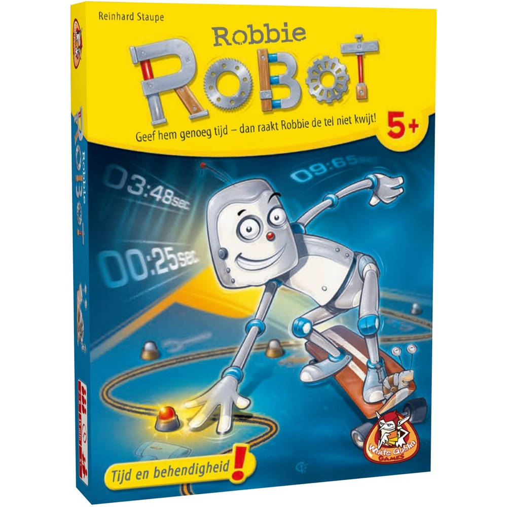 Robbie robot Gele Reeks
