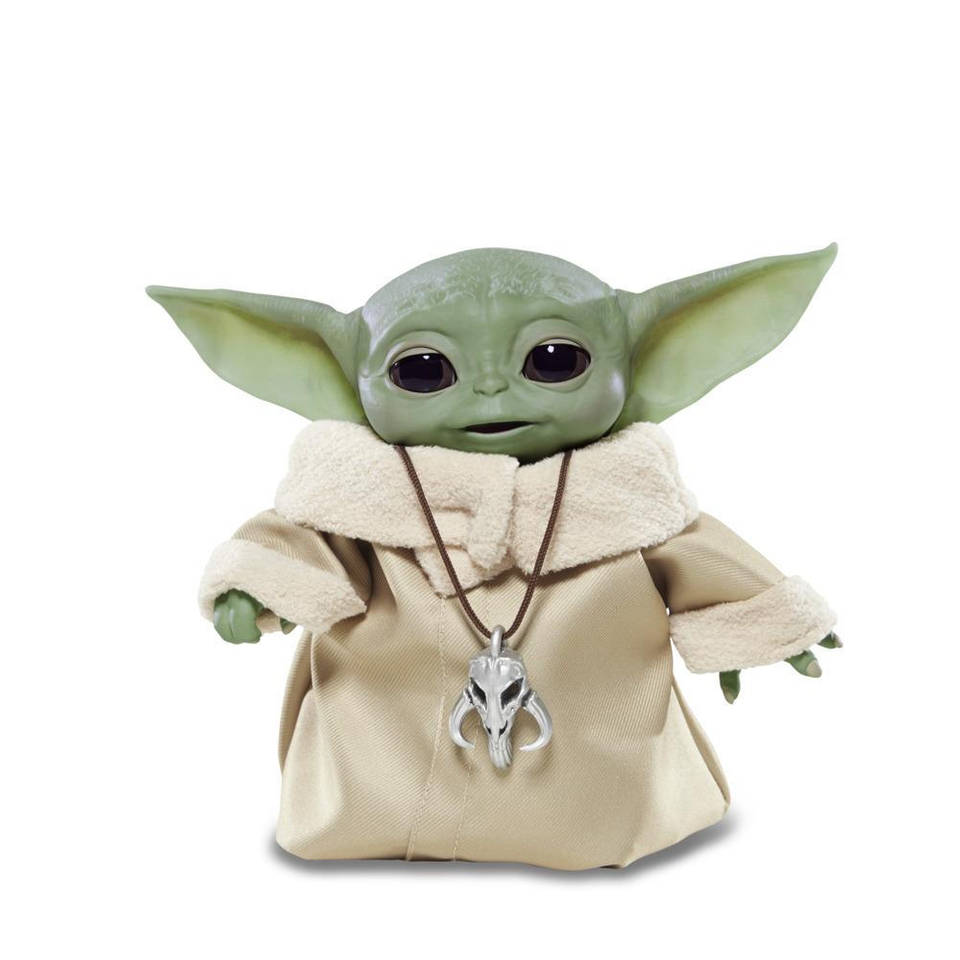 Star Wars: The Mandalorian pop The Child Animatronic Edition
