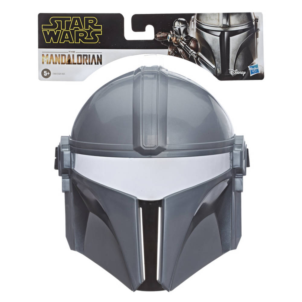 Star Wars the Mandalorian masker
