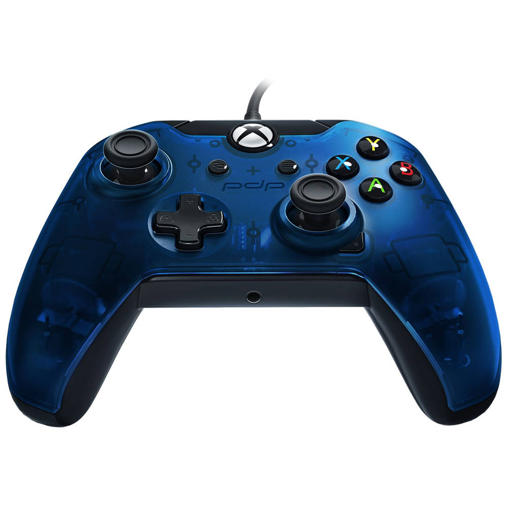 Xbox One PDP bedrade controller - blauw