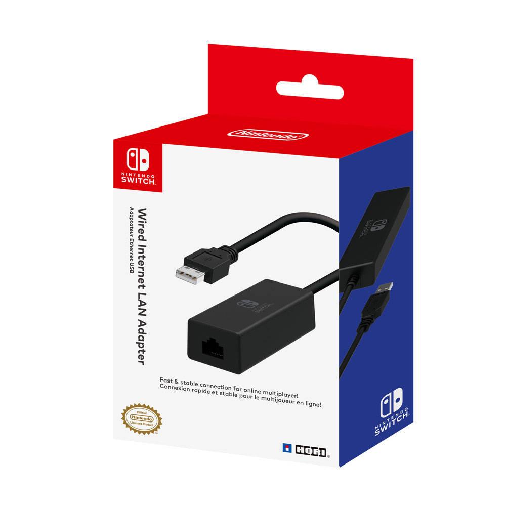 Nintendo Switch Hori LAN adapter