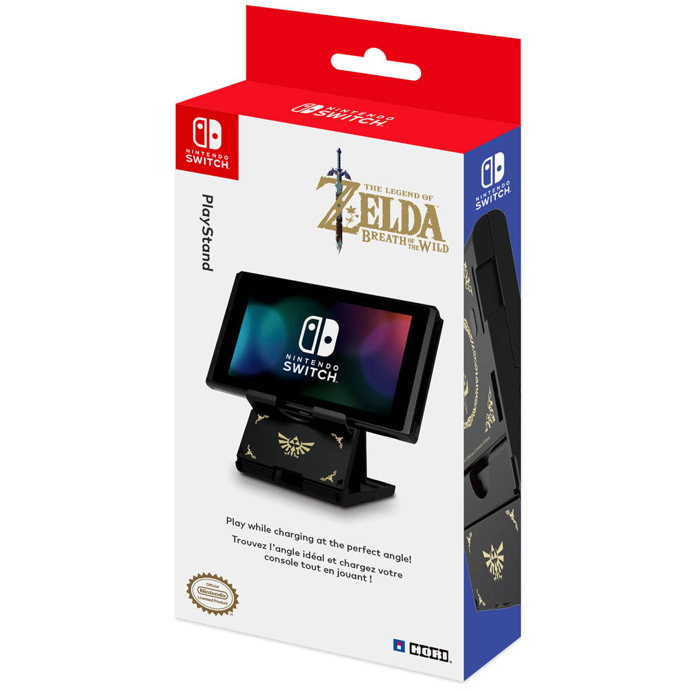 Nintendo Switch Hori playstand Zelda