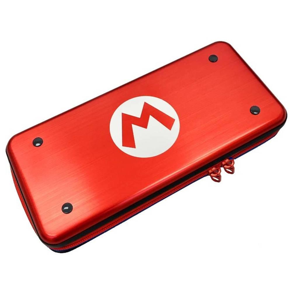 Nintendo Switch Hori aluminium console case Super Mario