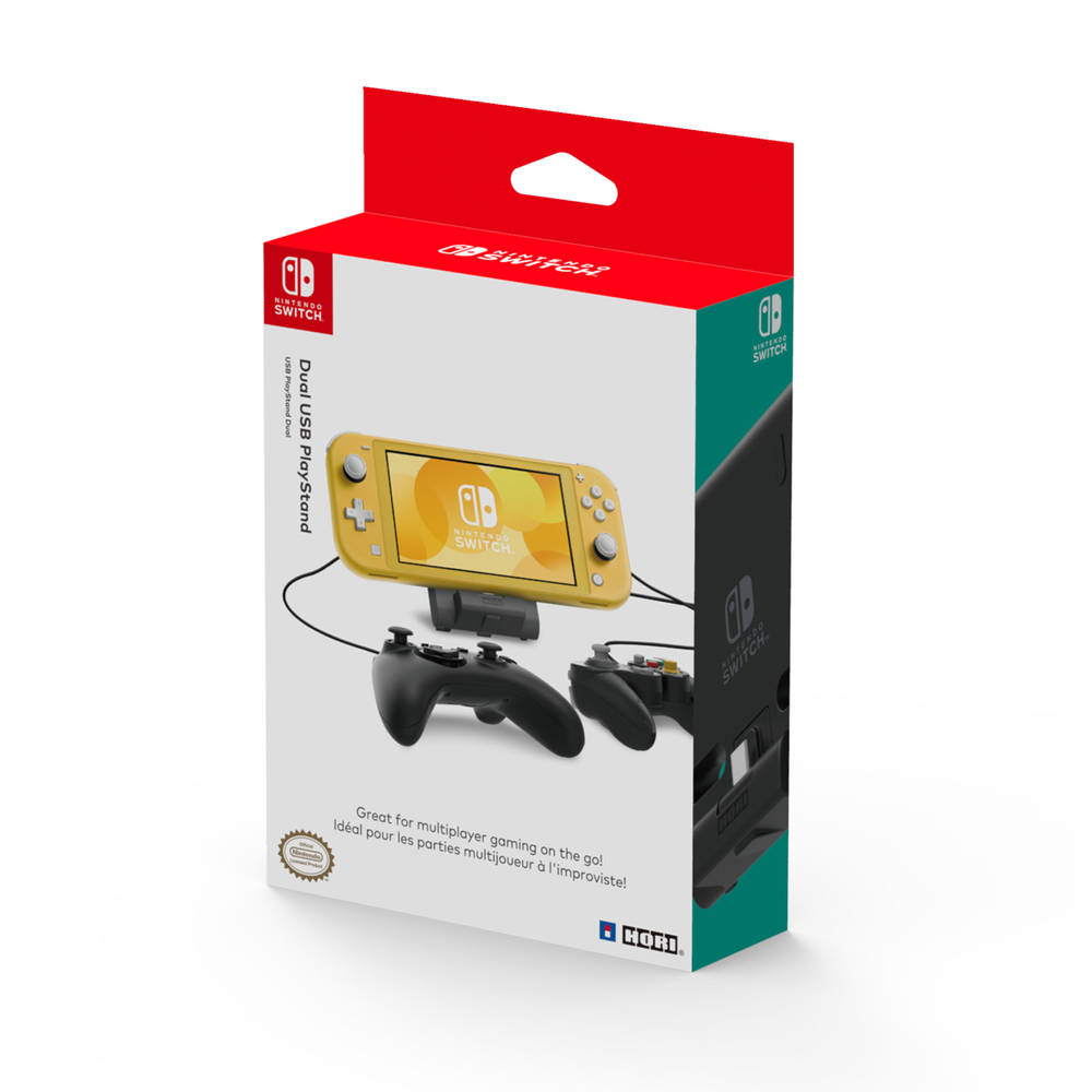 Nintendo Switch Hori Dual USB playstand