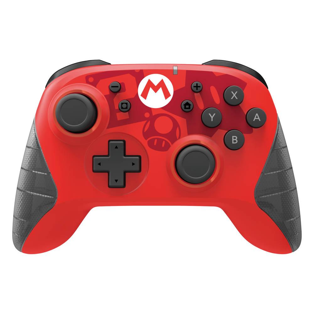Nintendo Switch Horipad draadloze controller Super Mario