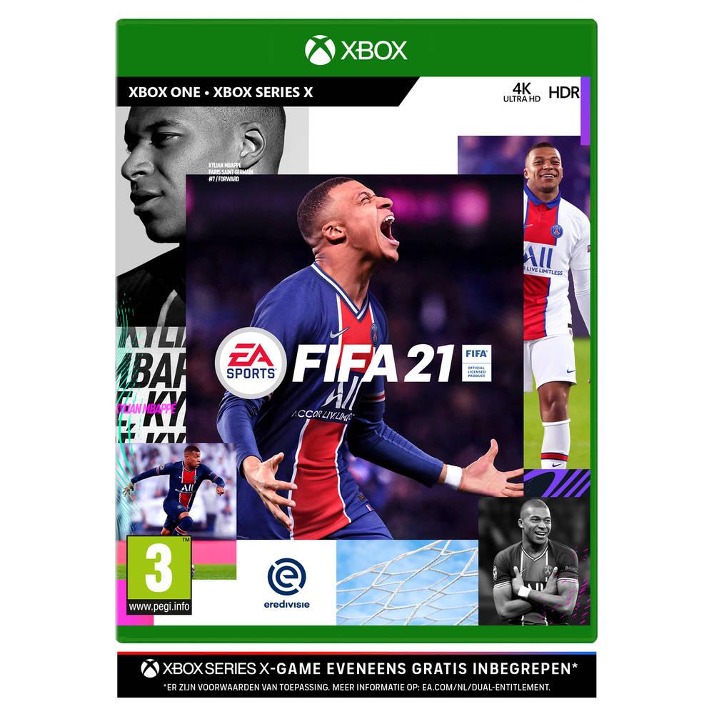 Xbox Series X & Xbox One FIFA 21