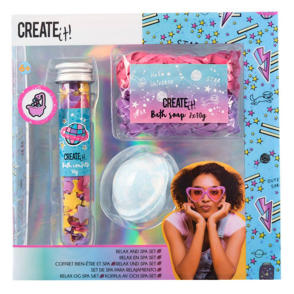 Create It! bad en spa galaxy set