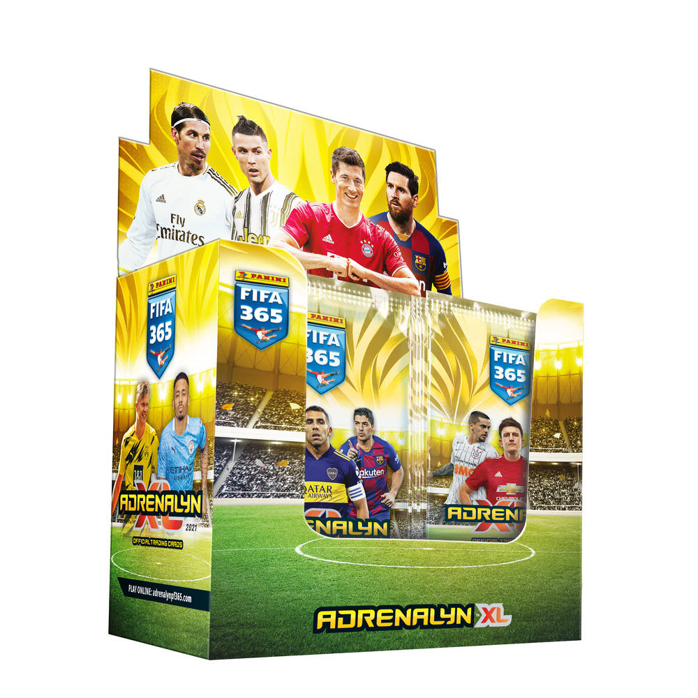 Adrenalyn XL FIFA 365 20/21 booster