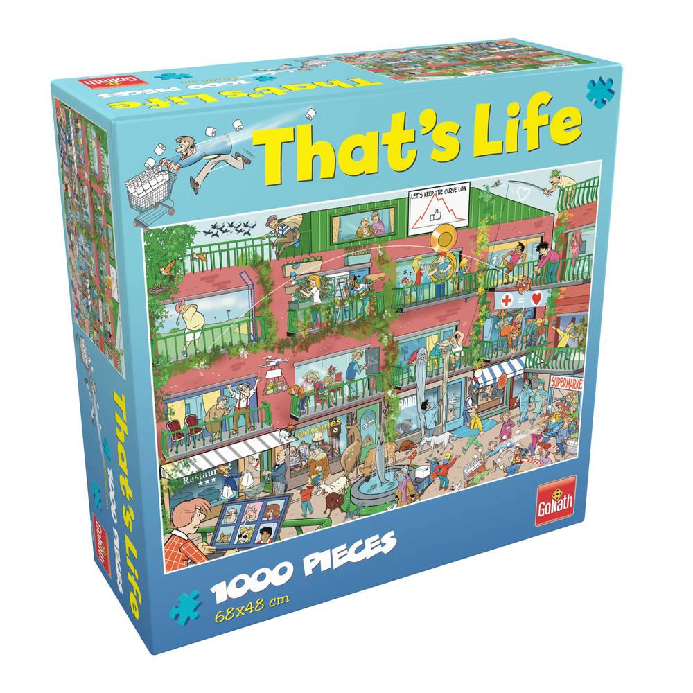 Wacky World puzzel uitverkoop