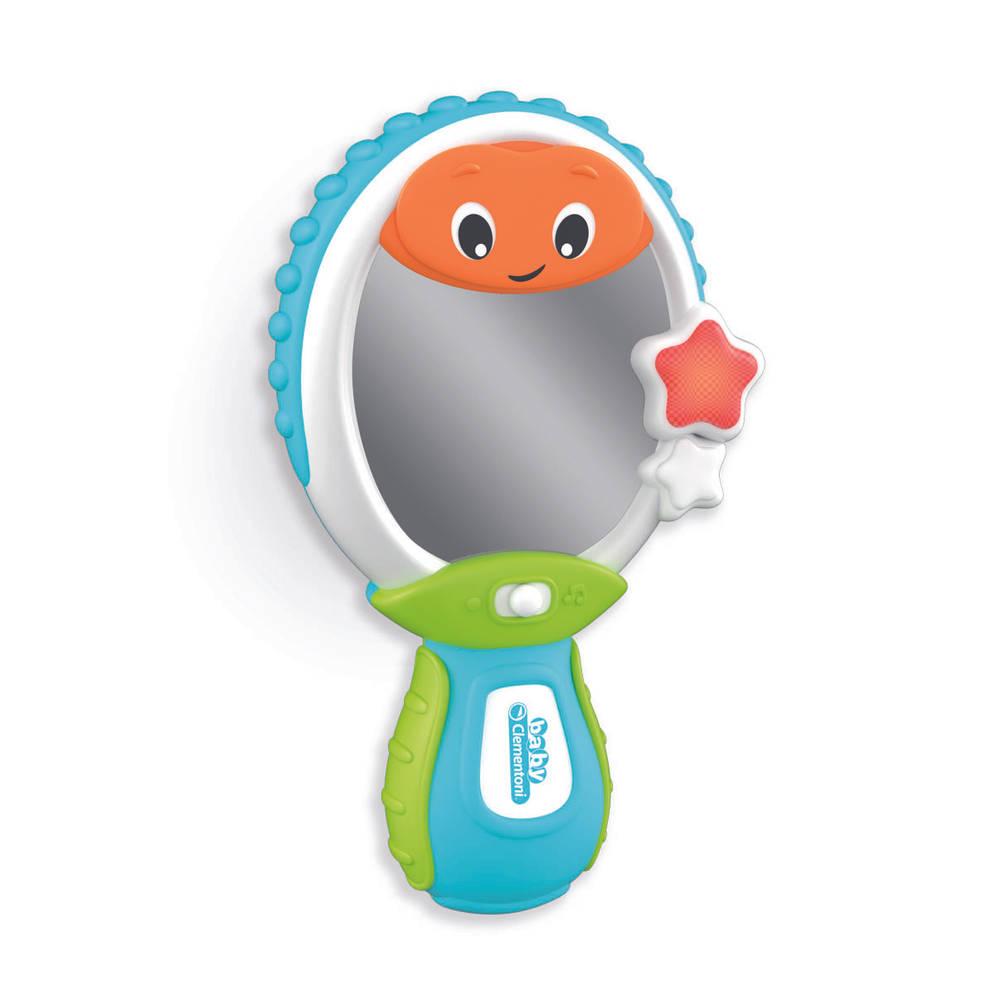 Clementoni spiegel rammelaar interactief