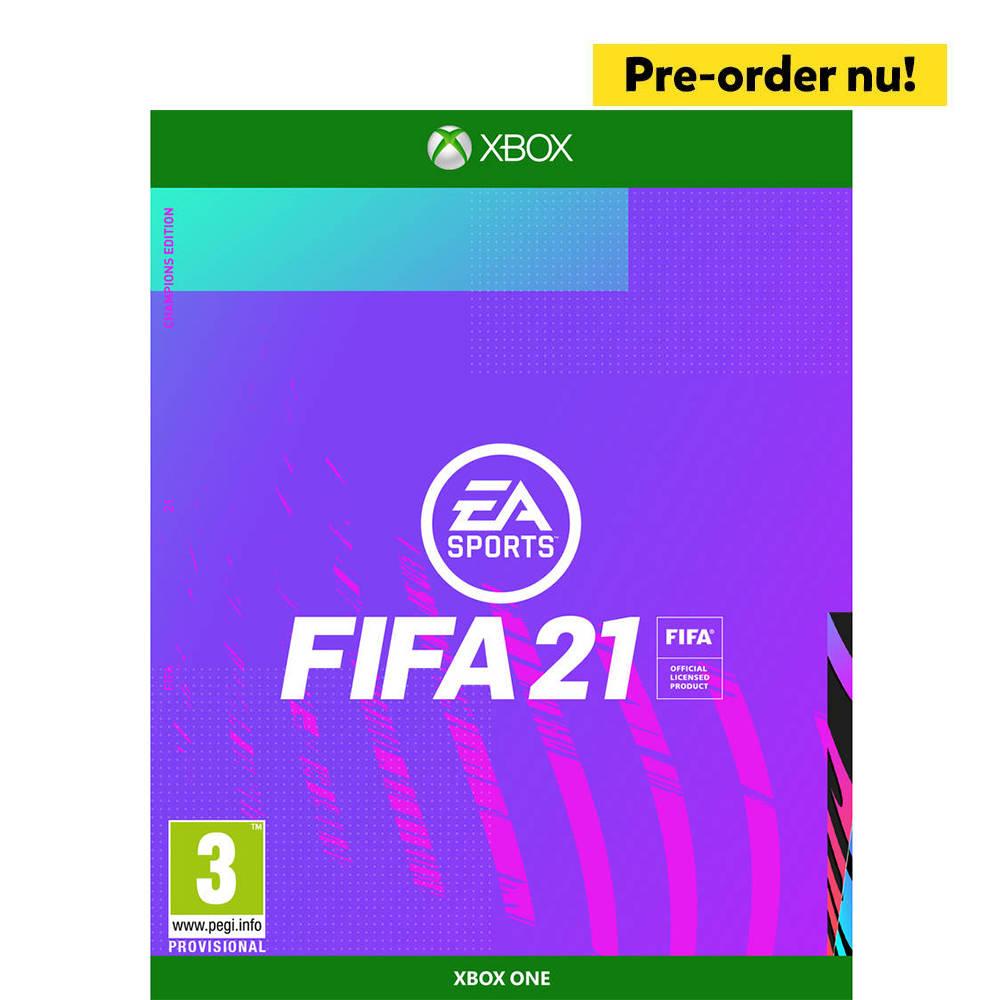 Xbox One FIFA 21 Champions Edition