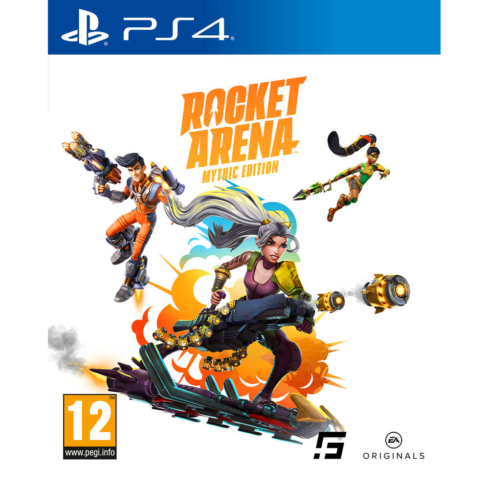 PS4 Rocket: Mythic Edition