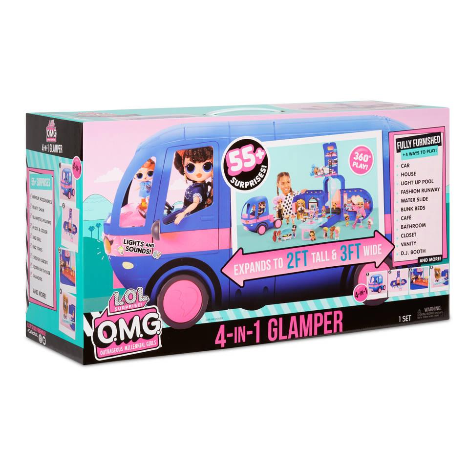 L.O.L. Surprise! 4-in-1 glamper