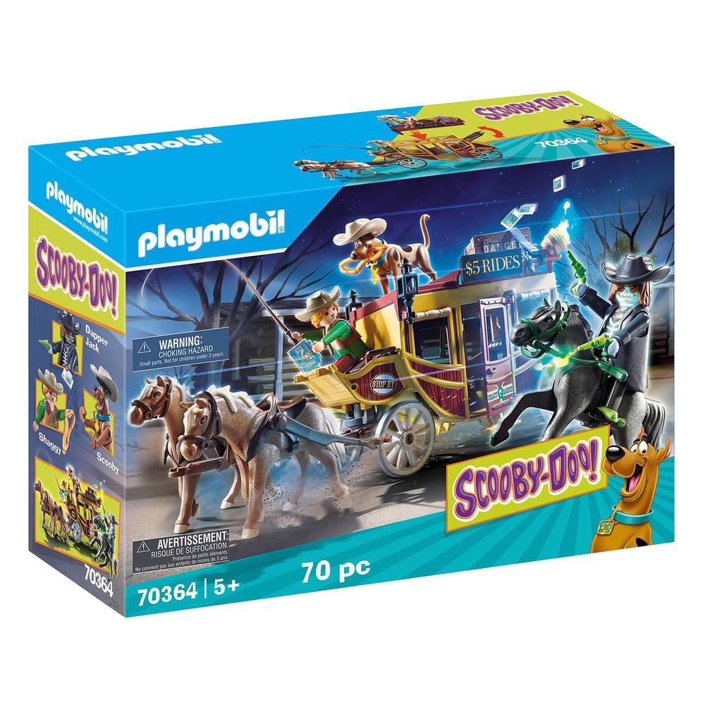 PLAYMOBIL Scooby-Doo! in het Wilde Westen 70364