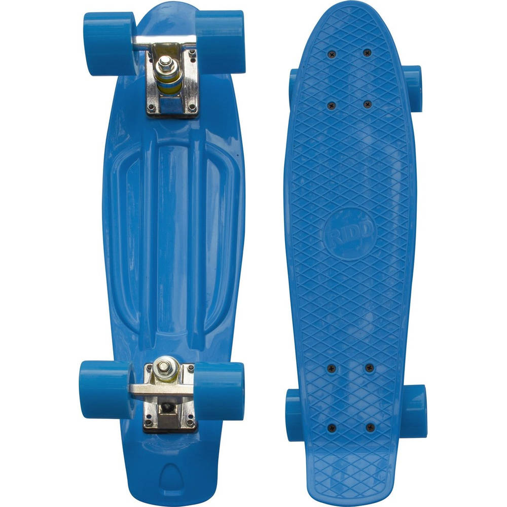 RiDD pennyboard - blauw