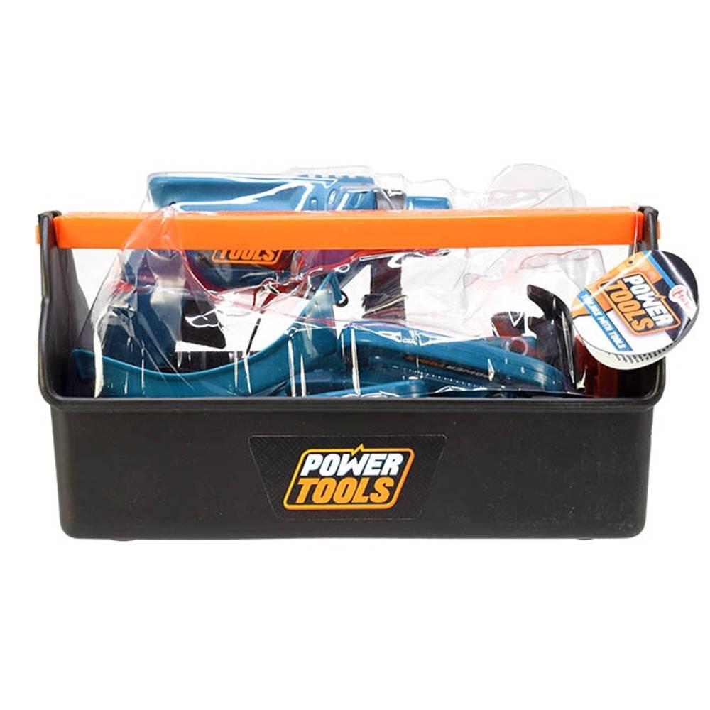 Power tools gereedschapskist 22-delig