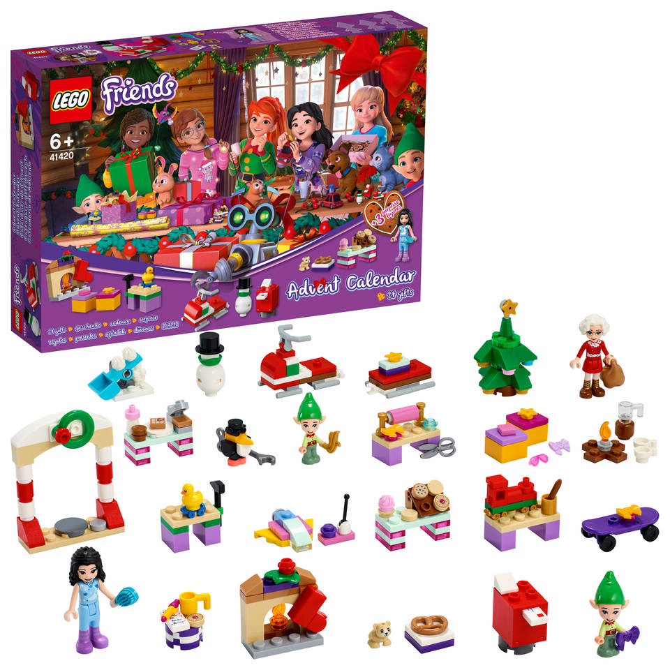 LEGO Friends adventkalender 41420