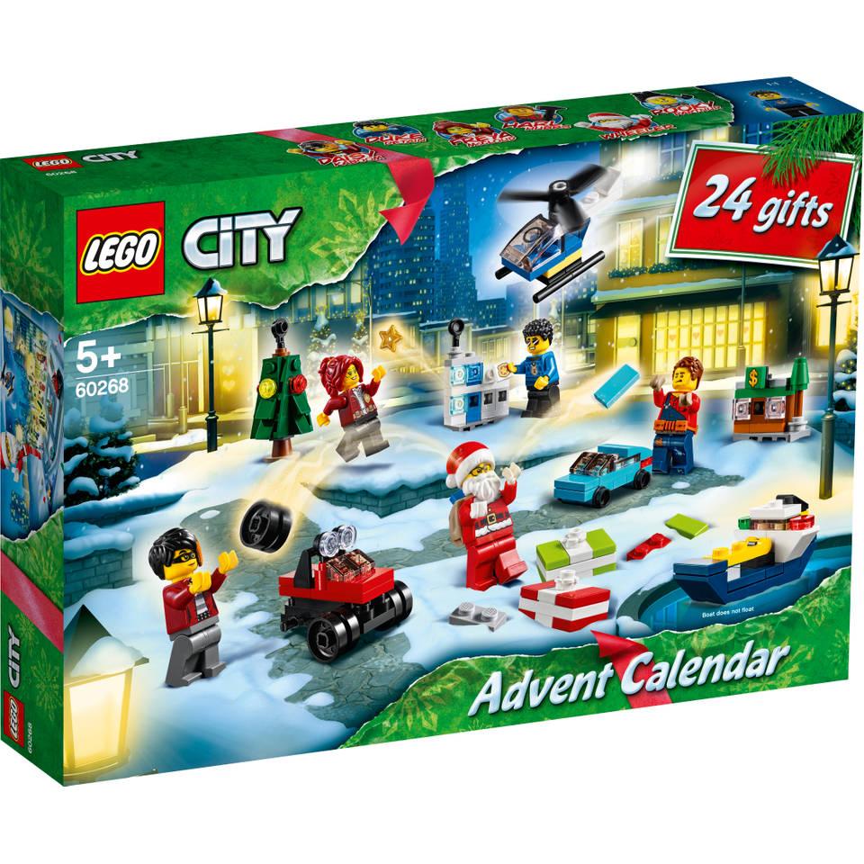 LEGO City adventkalender 60268