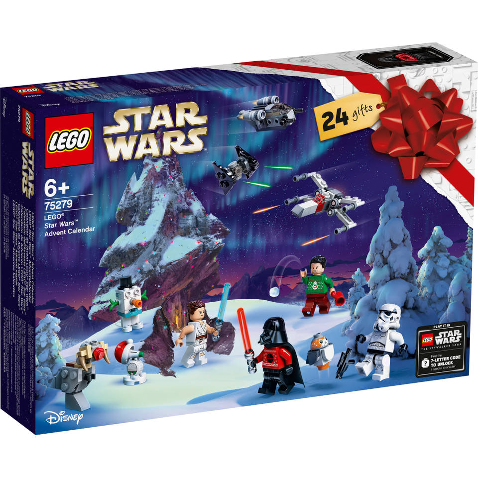 LEGO Star Wars adventkalender 75279