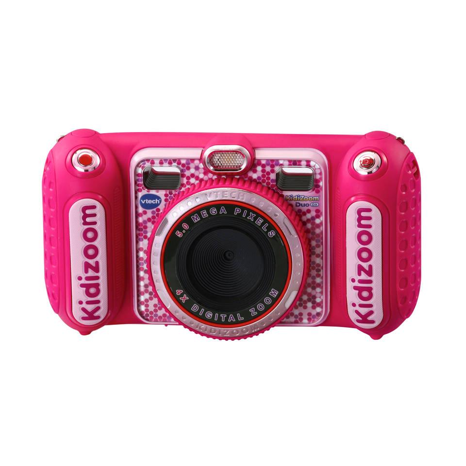 VTech KidiZoom Duo DX camera - roze