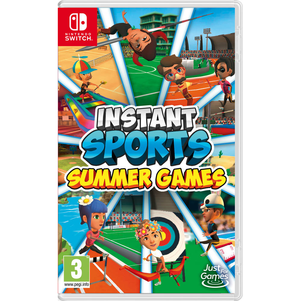 Nintendo Switch Instant Sports: Summer Games