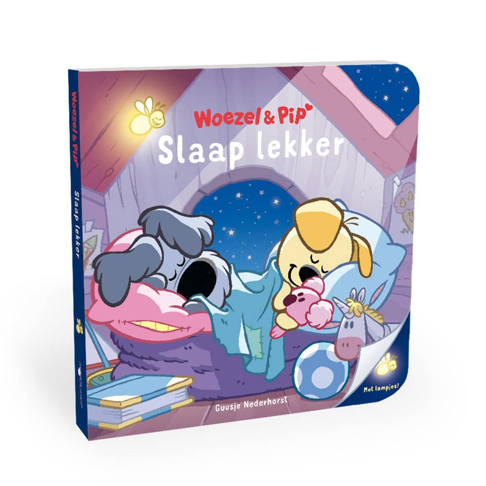Woezel & Pip boekje Slaap lekker