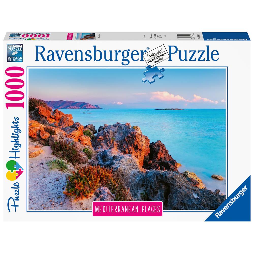 Ravensburger puzzel Griekenland - 1000 stukjes