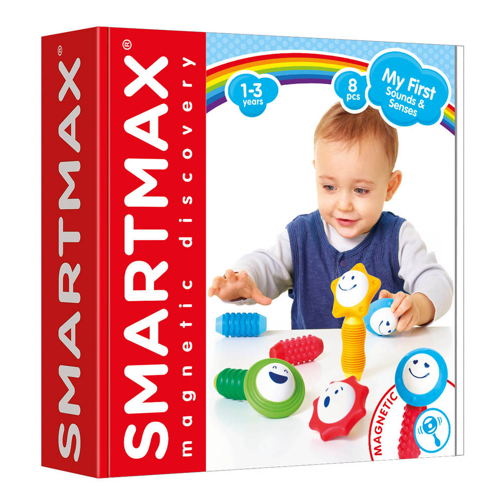 SmartMax My First - Sounds & Senses speelset