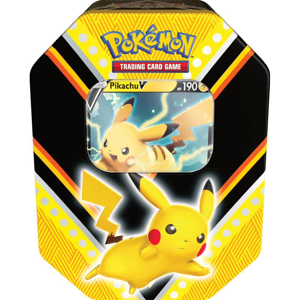 Pokémon TCG tin Pikachu