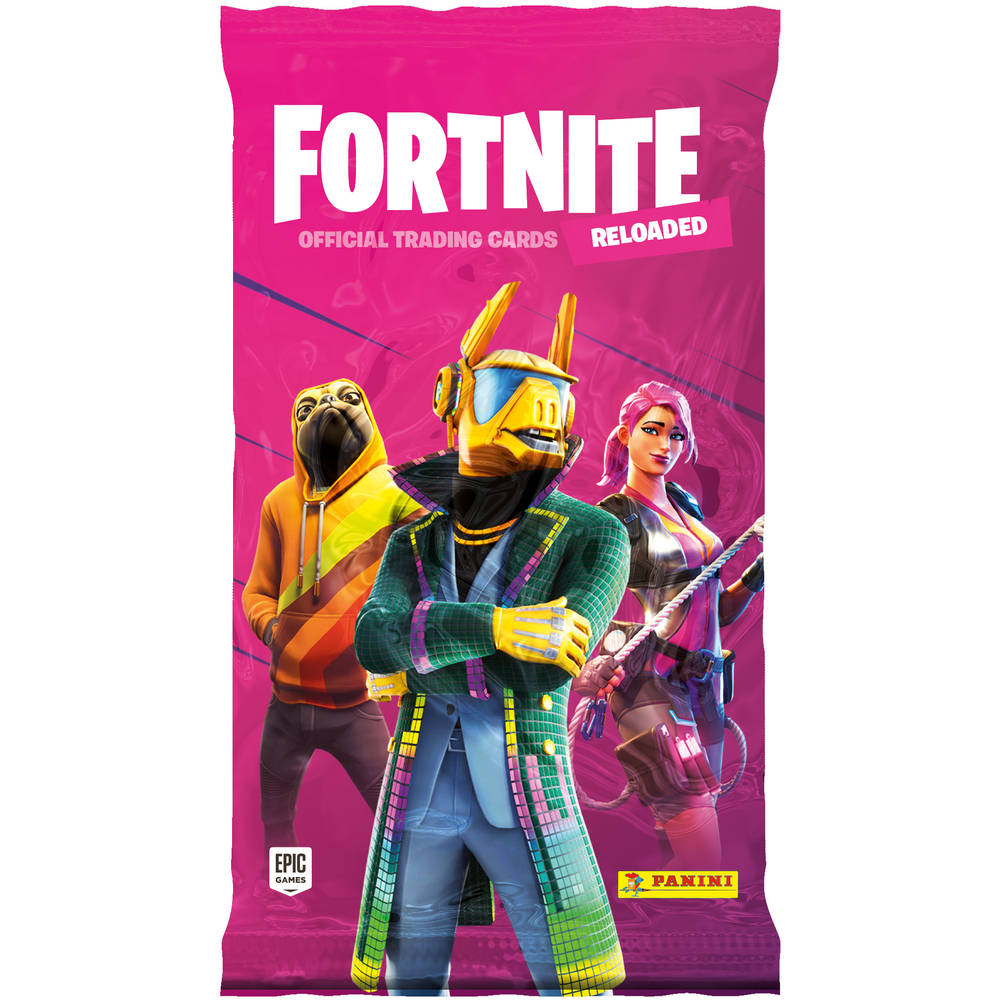 Fortnite TCG Chapter 2 booster