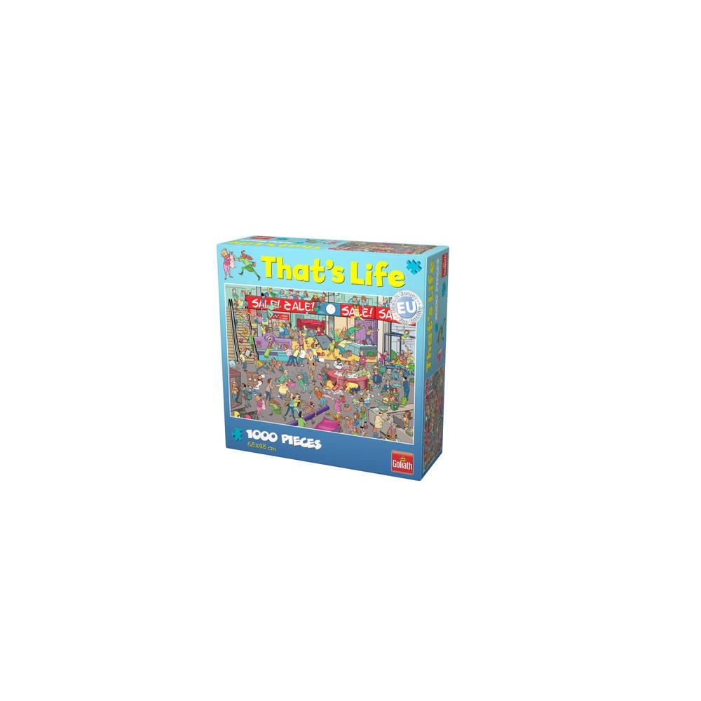 That's Life puzzel uitverkoop - 1000 stukjes