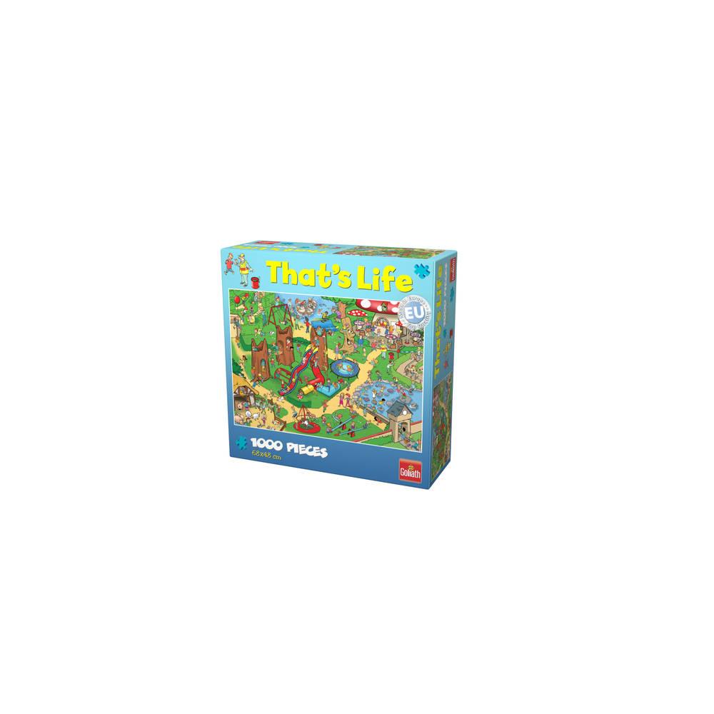 That's Life puzzel kinderspeeltuin - 1000 stukjes